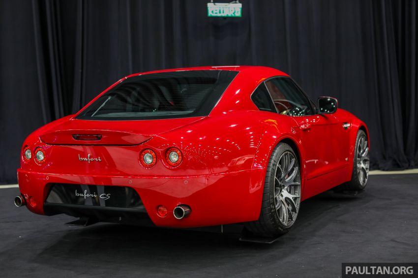 PACE 2019 – Bufori Geneva, CS coupe on display; 3.6L V6 or 6.4L V8, Geneva four-door from RM1.6 million Image #1039665