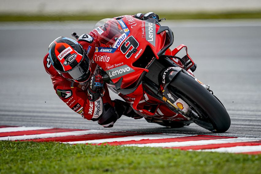 10 minutes with Gabriele Conti, Ducati Electronic Systems director – it's all bits and bytes and data Image #1040955