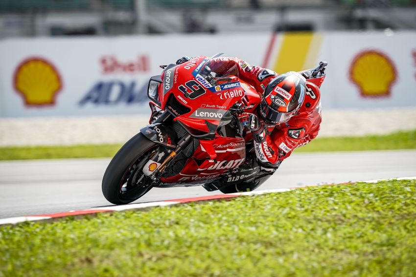 10 minutes with Gabriele Conti, Ducati Electronic Systems director – it's all bits and bytes and data Image #1040958