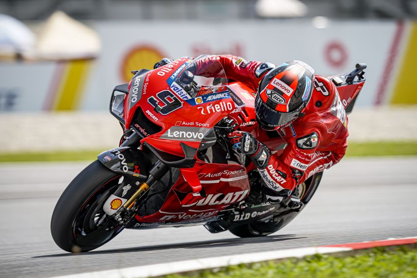10 minutes with Gabriele Conti, Ducati Electronic Systems director – it's all bits and bytes and data Image #1040959