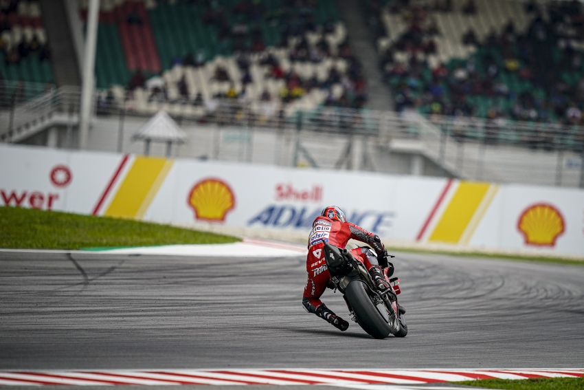10 minutes with Gabriele Conti, Ducati Electronic Systems director – it's all bits and bytes and data Image #1040960