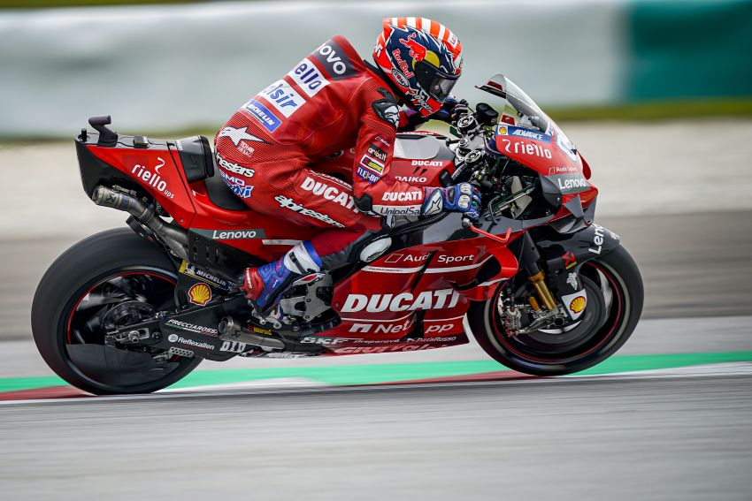 10 minutes with Gabriele Conti, Ducati Electronic Systems director – it's all bits and bytes and data Image #1040945