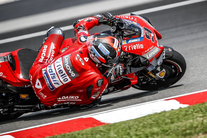 10 minutes with Gabriele Conti, Ducati Electronic Systems director – it's all bits and bytes and data Image #1040949