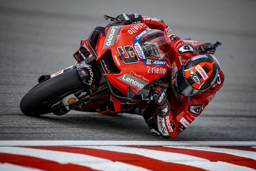 10 minutes with Gabriele Conti, Ducati Electronic Systems director – it's all bits and bytes and data Image #1040954