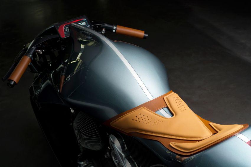 Aston Martin and Brough Superior partner on AMB 001 Image #1040984