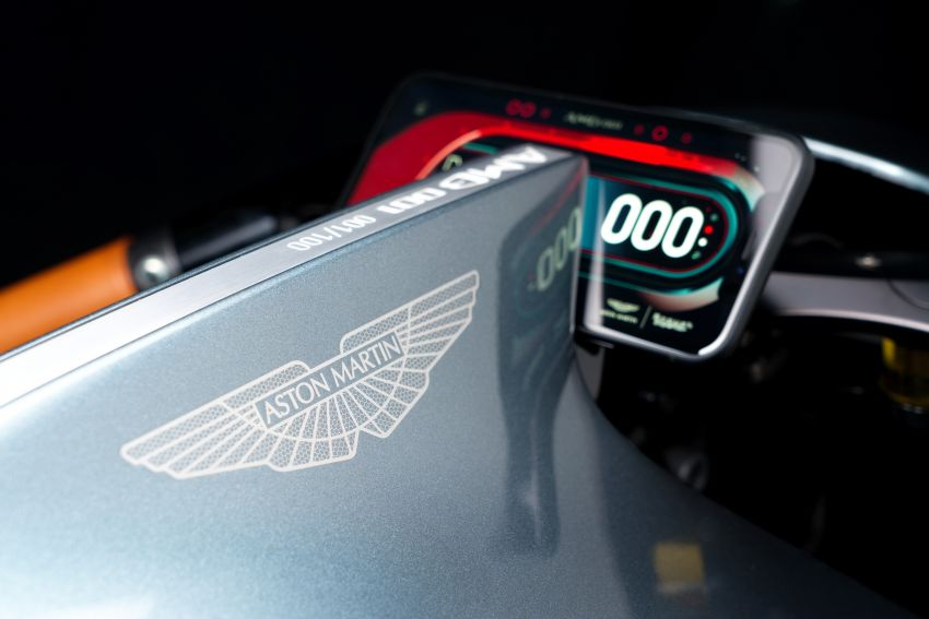Aston Martin and Brough Superior partner on AMB 001 Image #1040987
