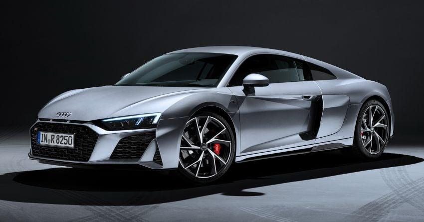 2020 Audi R8 V10 RWD returns as a permanent model Image #1042825