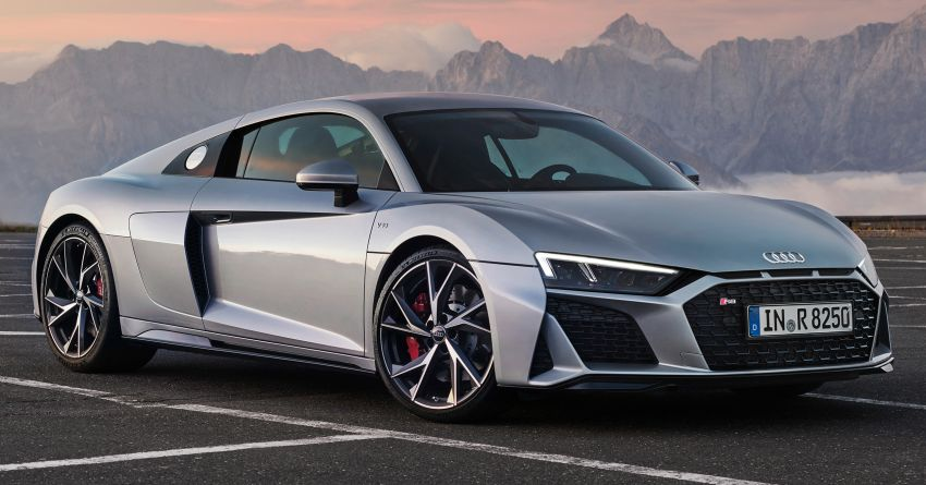2020 Audi R8 V10 RWD returns as a permanent model Image #1042833