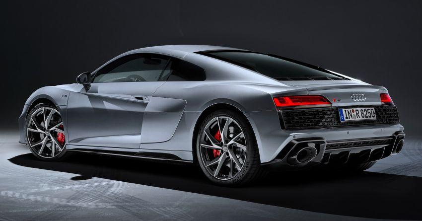 2020 Audi R8 V10 RWD returns as a permanent model Image #1042826