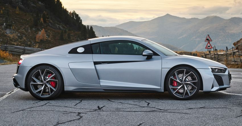 2020 Audi R8 V10 RWD returns as a permanent model Image #1042848