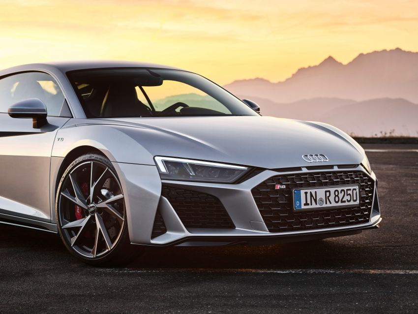 2020 Audi R8 V10 RWD returns as a permanent model Image #1042850