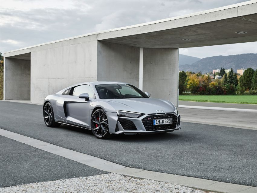 2020 Audi R8 V10 RWD returns as a permanent model Image #1042861