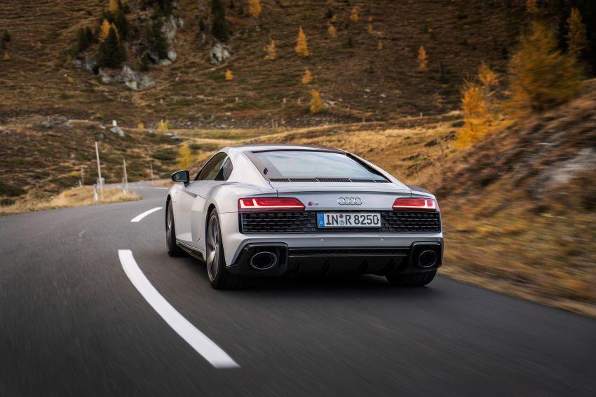 2020 Audi R8 V10 RWD returns as a permanent model Image #1042865
