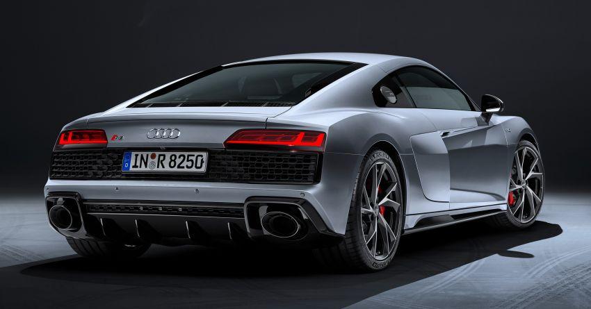 2020 Audi R8 V10 RWD returns as a permanent model Image #1042827