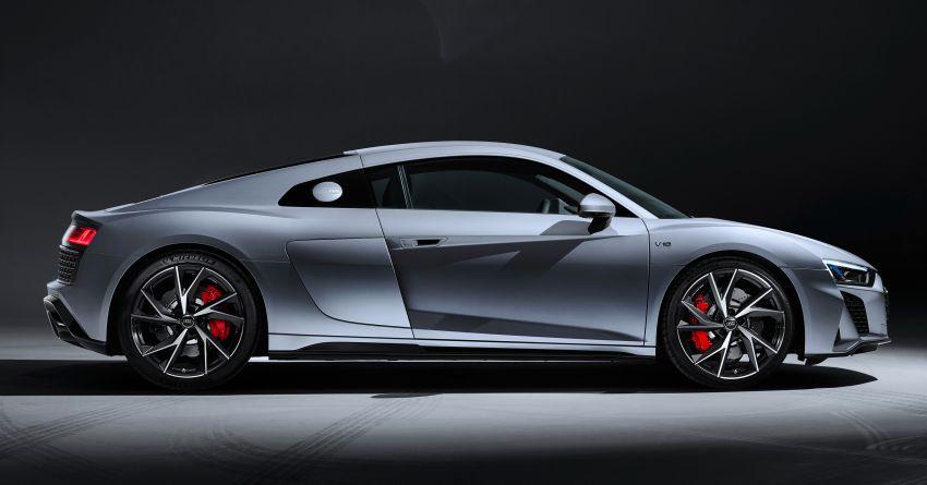 2020 Audi R8 V10 RWD returns as a permanent model Image #1042828