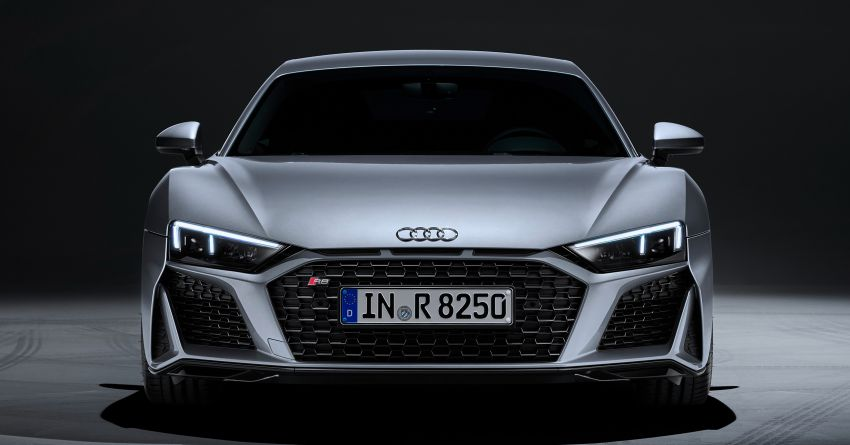 2020 Audi R8 V10 RWD returns as a permanent model Image #1042829