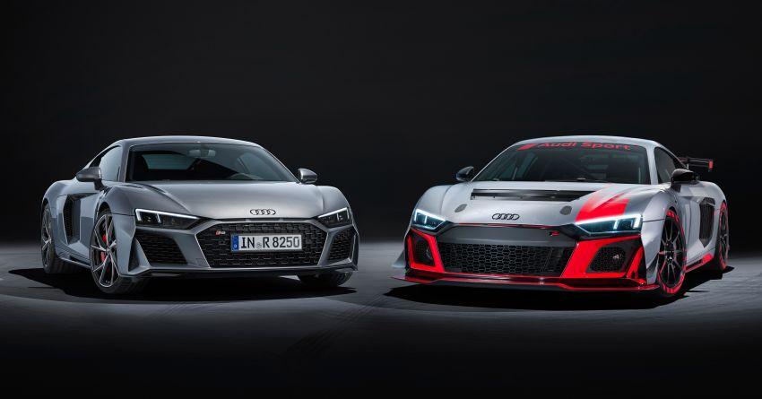 2020 Audi R8 V10 RWD returns as a permanent model Image #1042830