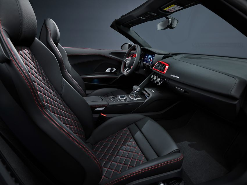 2020 Audi R8 V10 RWD returns as a permanent model Image #1042873