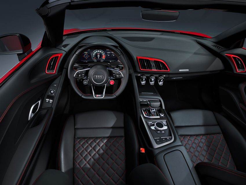 2020 Audi R8 V10 RWD returns as a permanent model Image #1042878
