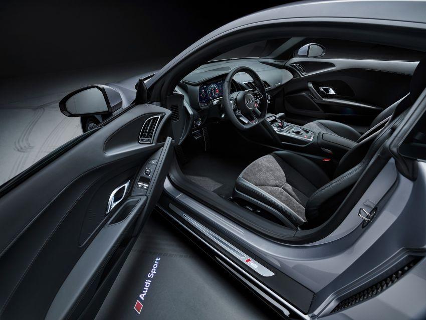 2020 Audi R8 V10 RWD returns as a permanent model Image #1042879