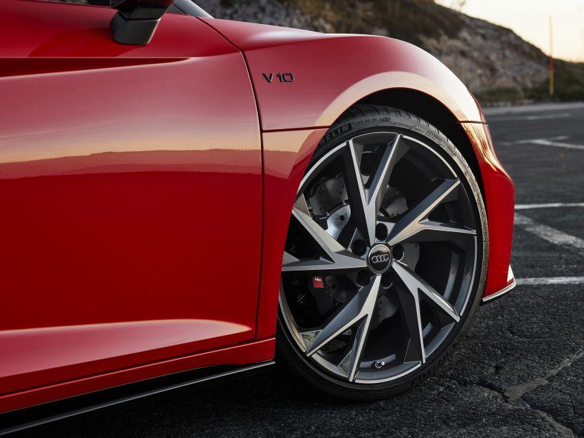2020 Audi R8 V10 RWD returns as a permanent model Image #1042912