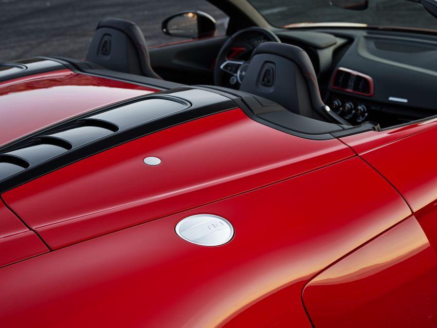 2020 Audi R8 V10 RWD returns as a permanent model Image #1042913
