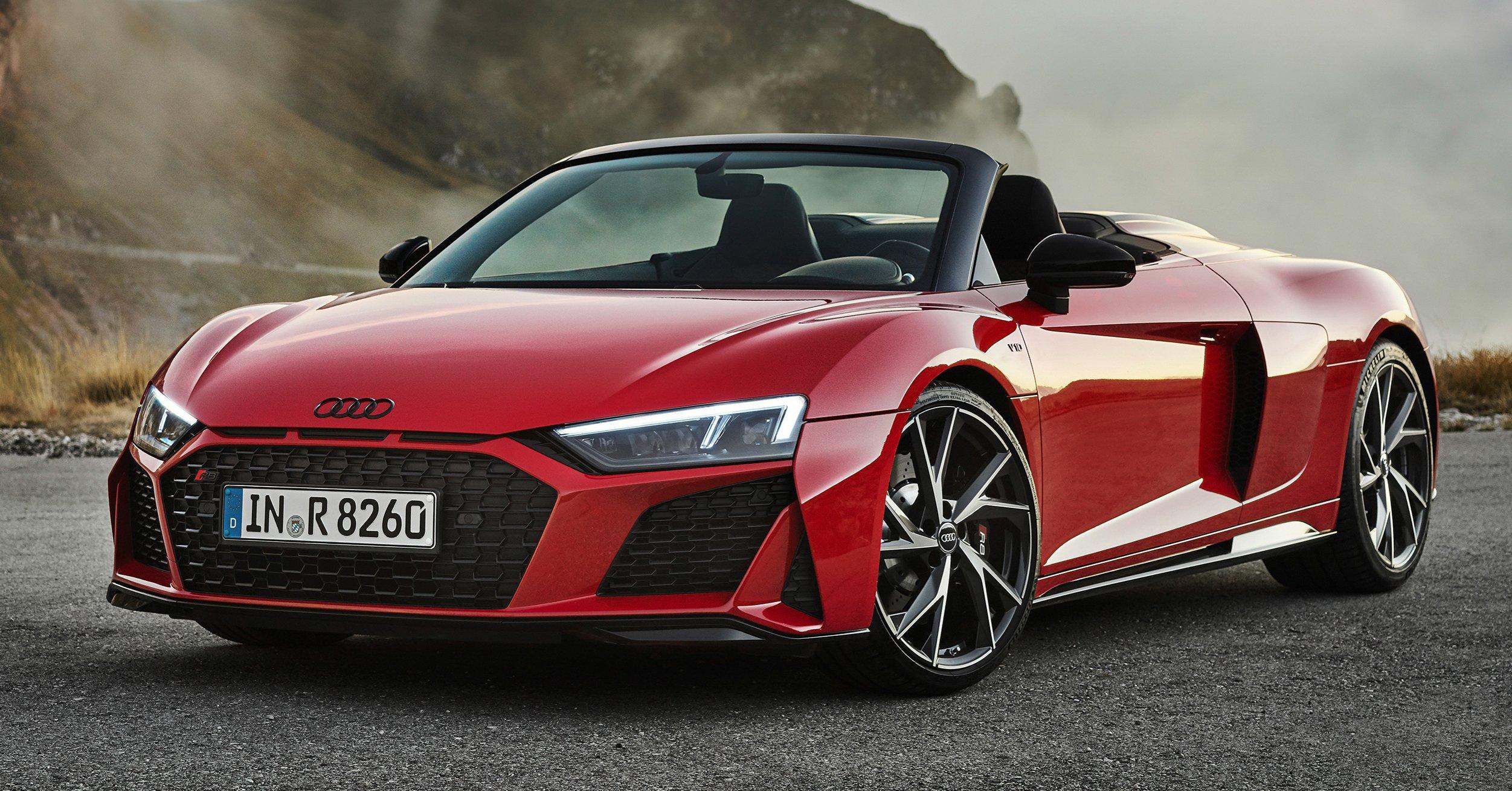 2020 Audi R8 V10 Rwd Returns As A Permanent Model Paultan Org