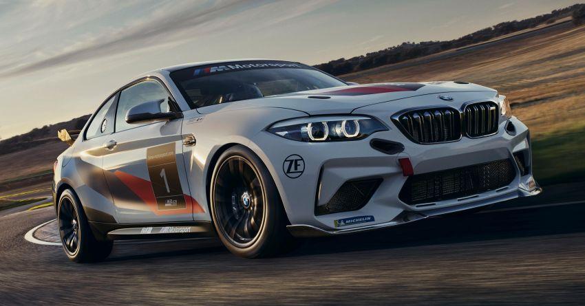 BMW M2 CS Racing – hardcore club racer unveiled Image #1043581