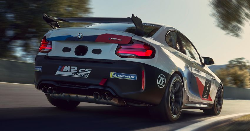 BMW M2 CS Racing – hardcore club racer unveiled Image #1043580