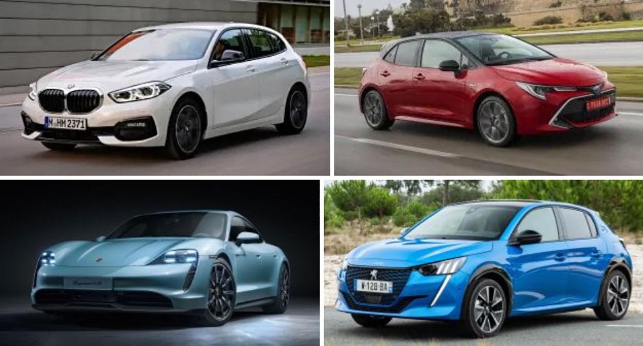 2020 European Car of the Year finalists announced - paultan.org