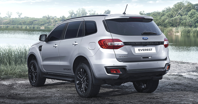 2020 Ford Everest Sport debuts in Thailand – RM193k Image #1048111
