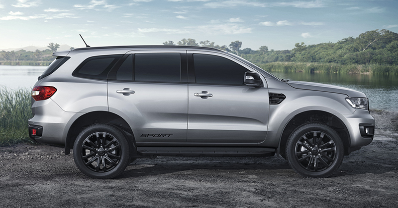 2020 Ford Everest Sport debuts in Thailand – RM193k Image #1048114