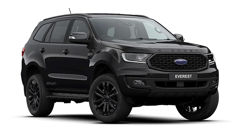 2020 Ford Everest Sport debuts in Thailand – RM193k Image #1048098