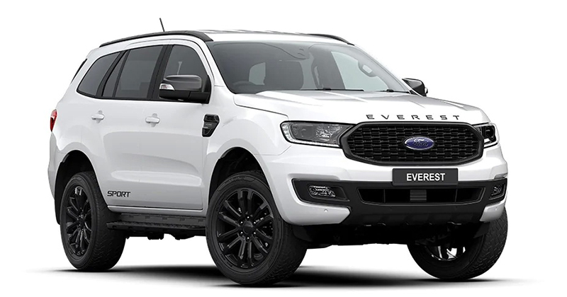 2020 Ford Everest Sport debuts in Thailand – RM193k Image #1048099