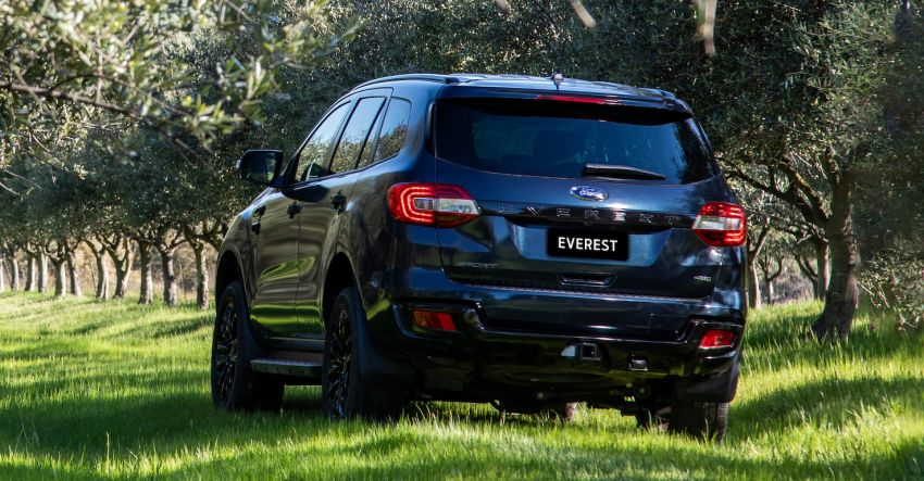 2020 Ford Everest Sport debuts in Thailand – RM193k Image #1048103