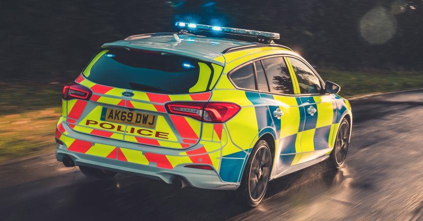 Ford Ranger Raptor, Focus ST Wagon – UK's cop cars Image #1053264