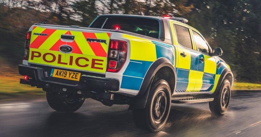 Ford Ranger Raptor, Focus ST Wagon – UK's cop cars Image #1053267