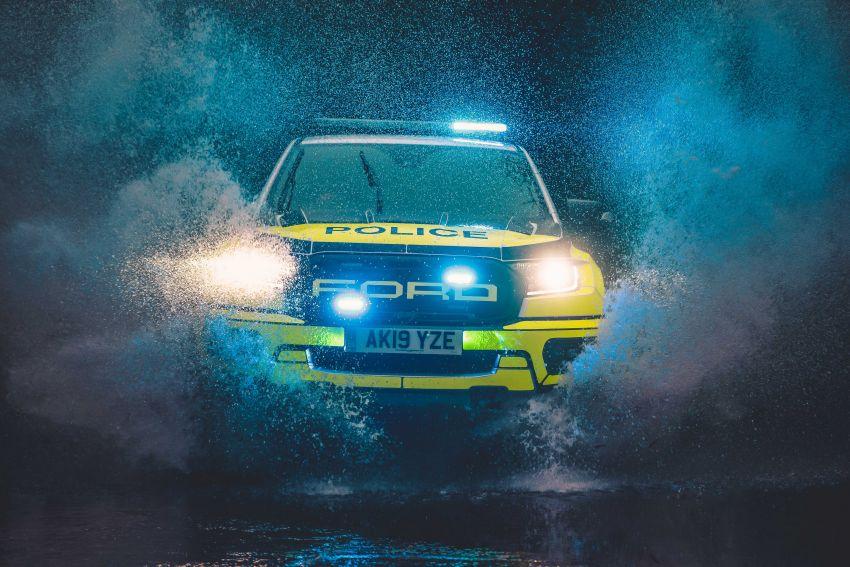 Ford Ranger Raptor, Focus ST Wagon – UK's cop cars Image #1053247