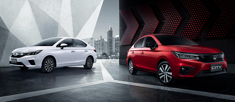 2020 Honda City debuts in Thailand – new fifth-gen model gets a 1.0L turbo engine with 122 PS, 173 Nm Image #1050639