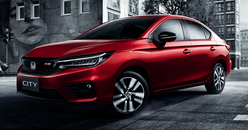 2020 Honda City debuts in Thailand – new fifth-gen model gets a 1.0L turbo engine with 122 PS, 173 Nm Image #1050640