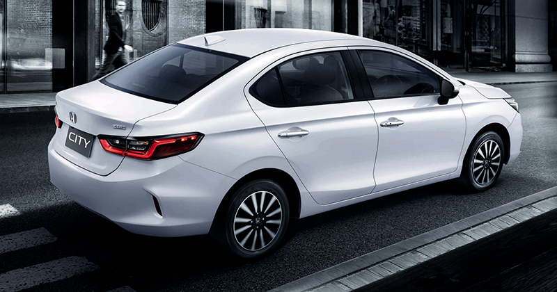 2020 Honda City debuts in Thailand – new fifth-gen model gets a 1.0L turbo engine with 122 PS, 173 Nm Image #1050641