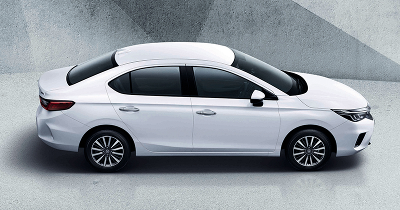 2020 Honda City debuts in Thailand – new fifth-gen model gets a 1.0L turbo engine with 122 PS, 173 Nm Image #1050642