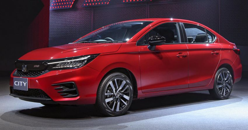 2020 Honda City debuts in Thailand – new fifth-gen model gets a 1.0L turbo engine with 122 PS, 173 Nm Image #1052360