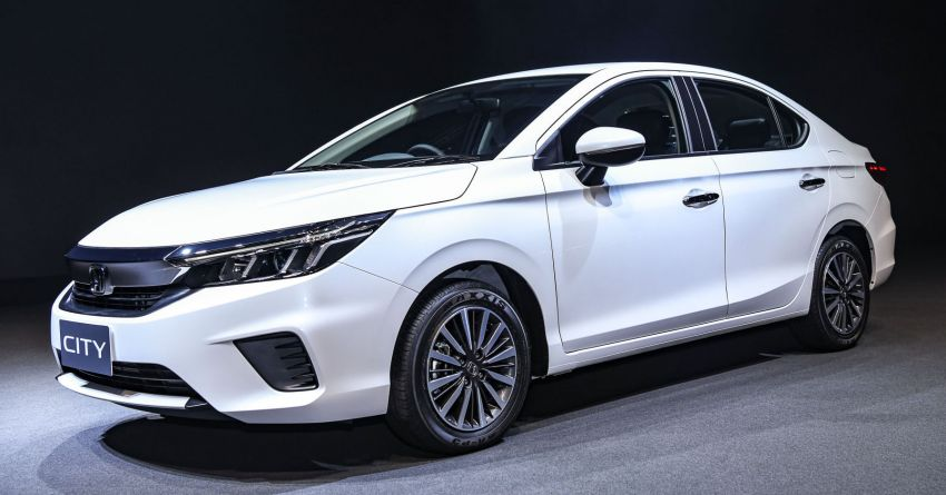 2020 Honda City debuts in Thailand – new fifth-gen model gets a 1.0L turbo engine with 122 PS, 173 Nm Image #1052362