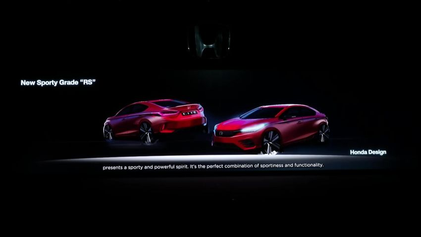 2020 Honda City debuts in Thailand – new fifth-gen model gets a 1.0L turbo engine with 122 PS, 173 Nm Image #1050800
