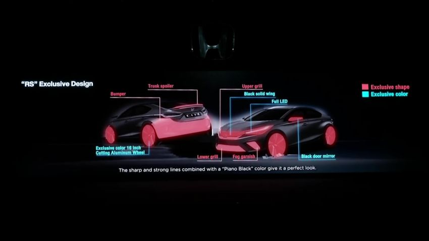 2020 Honda City debuts in Thailand – new fifth-gen model gets a 1.0L turbo engine with 122 PS, 173 Nm Image #1050801