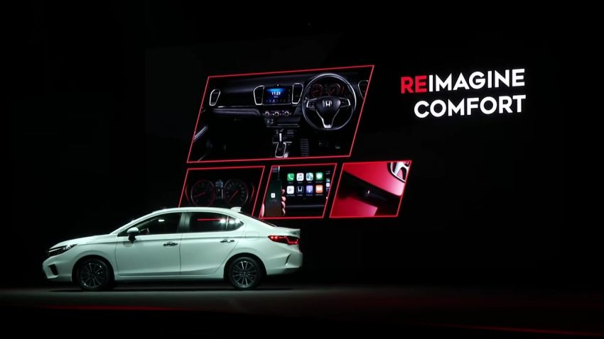 2020 Honda City debuts in Thailand – new fifth-gen model gets a 1.0L turbo engine with 122 PS, 173 Nm Image #1050808