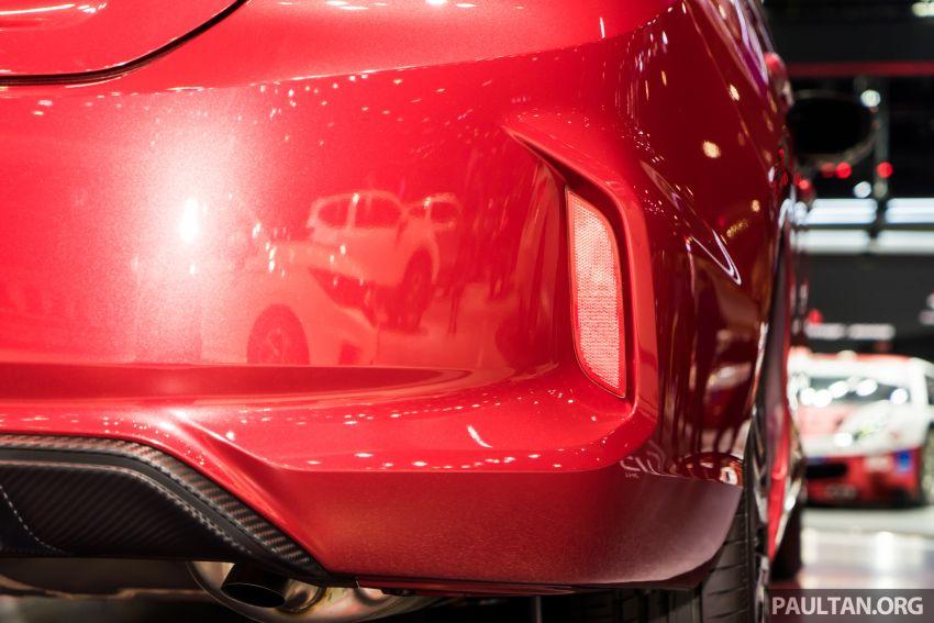 GALERI: Honda City 2020 di Thailand – tiga tingkat kemasan, enjin 1.0 liter turbo, 122 PS dan 173 Nm Image #1053129