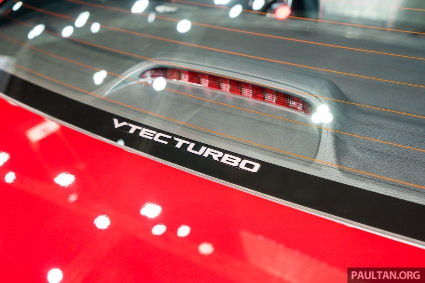 GALERI: Honda City 2020 di Thailand – tiga tingkat kemasan, enjin 1.0 liter turbo, 122 PS dan 173 Nm Image #1053130