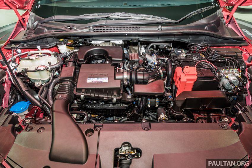 GALERI: Honda City 2020 di Thailand – tiga tingkat kemasan, enjin 1.0 liter turbo, 122 PS dan 173 Nm Image #1053131